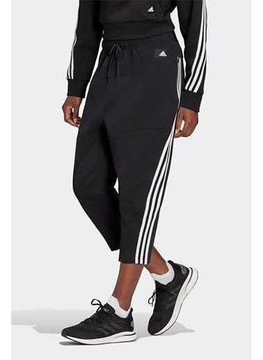 adidas Adidas Kadın Günlük Eşofman Altı W Fı 3S 78Pnt Gl0342 Siyah